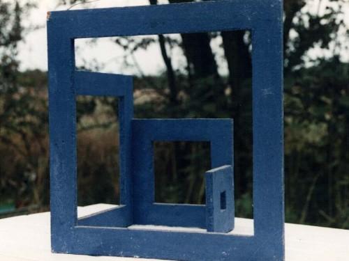 Fotograf: Eget fotoVærk  titel: Model Værk  type: Skulptur